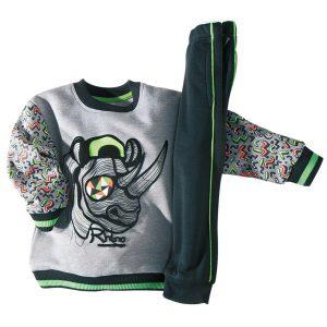 Παιδικές φόρμες φούτερ για αγόρι 1-6 online
