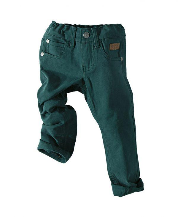 Παντελόνι Πράσινο Καπαρντίνα 5άτσεπο
