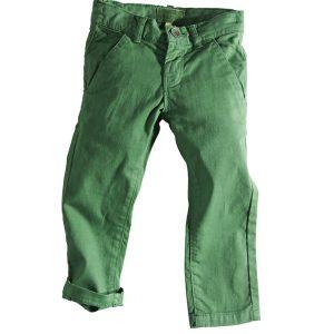 Παντελόνι Πράσινο Καπαρντίνα