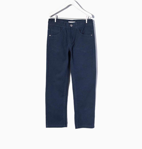 Παιδικό Παντελόνι Μπλε Καπαρντίνα 5άτσεπο