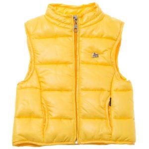 Παιδικό Γιλέκο Κίτρινο Unisex