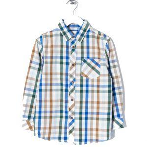 Παιδικό πουκάμισο Καρό Zippy