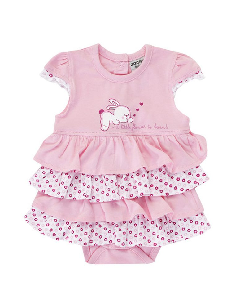 3ebeaa31f83 Jacky Baby | Φορμάκι Bebe Φουστανάκι Για Κορίτσι | Poulain.gr