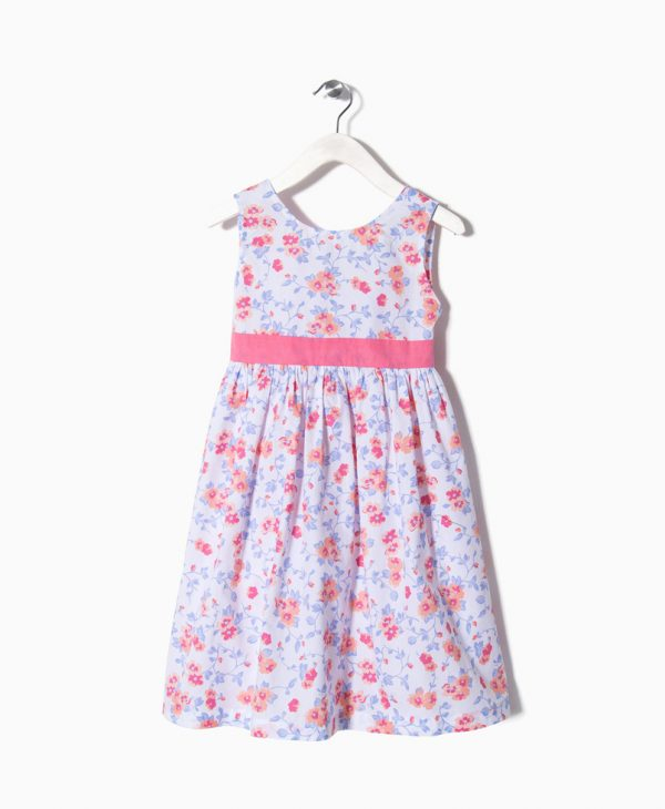 Zippy | Αμάνικο Φόρεμα Εμπριμέ Με Τύπωμα Λουλούδια