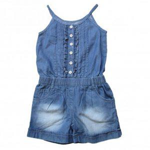 Knot So Bad | Φόρμα Jumpsuit Τζιν Για Κορίτσι