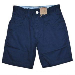 Σορτς Μπλε Καπαρντίνα Για Αγόρι | Παιδικά ρούχα για αγόρι
