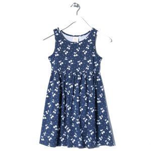 Φόρεμα Αμάνικο Με Σχέδιο Κεράσι