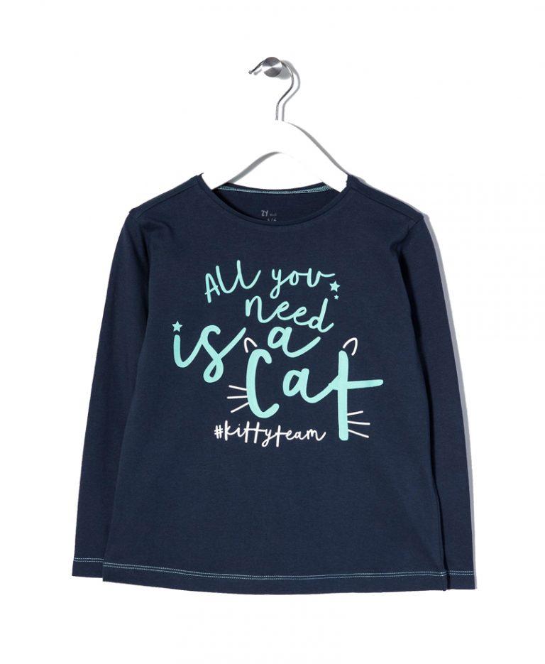 Μπλούζες Μακό Μακρυμάνικες Για κορίτσι online