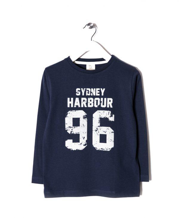 Μπλούζα Μακό Μακρυμάνικη Sydney