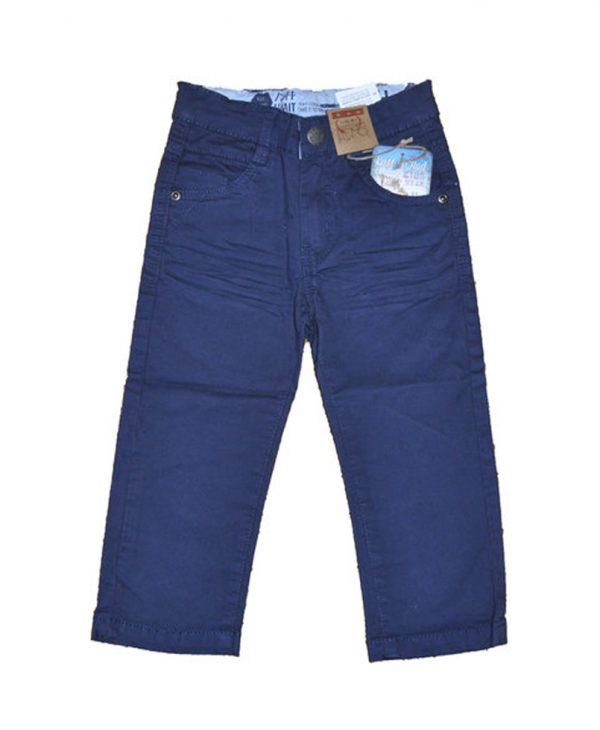 Knot So Bad | Παντελόνι Καπαρντίνα Μπλε Για Αγόρι