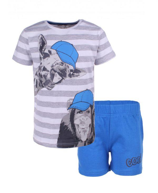 Μπλούζα & Σόρτς Για Αγόρι
