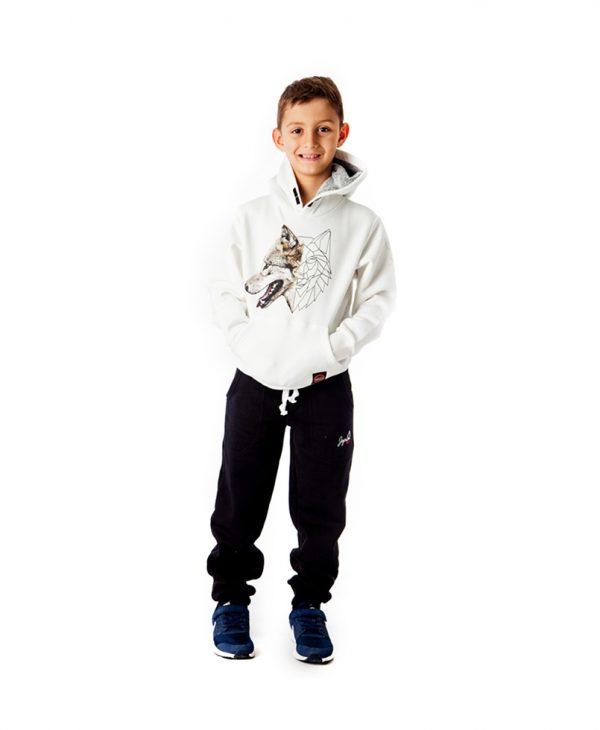 Μπλούζα Φούτερ Για Αγόρι Εκρού
