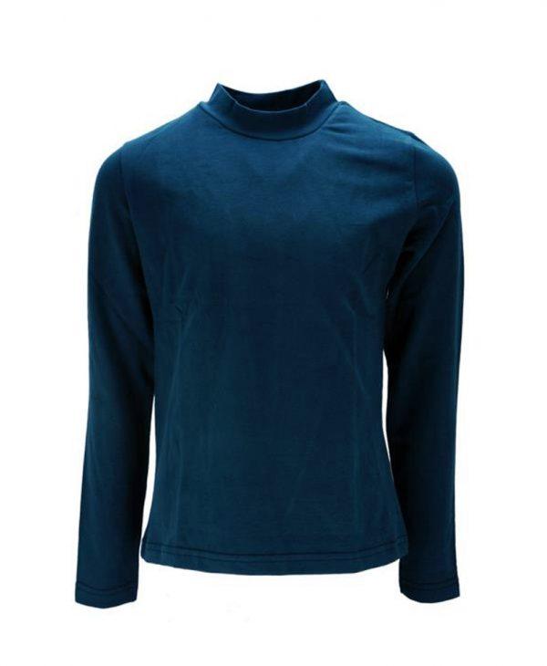 Μπλούζα Ημιζιβάγκο Μπλε