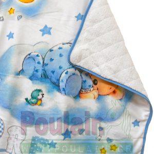 Κουβέρτα Βρεφική Αγόρι