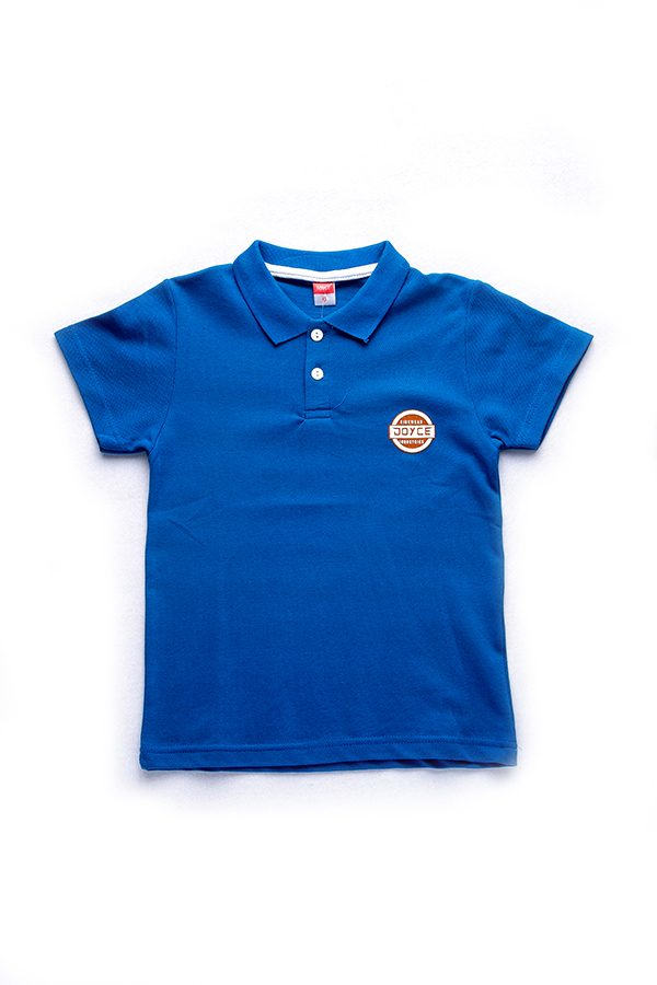 Μπλούζα Πόλο Πικέ Μπλε