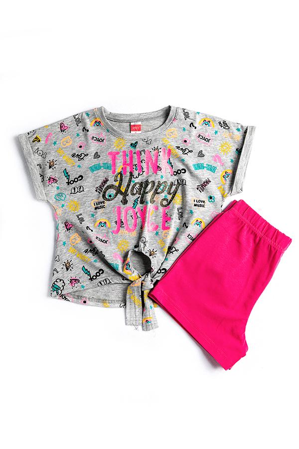 Μπλούζα & Σορτς Για Κορίτσι