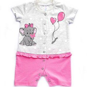 """Φορμάκι Μπεμπέ Για Κορίτσι """"Bear Balloon"""" 98210 Dreams"""
