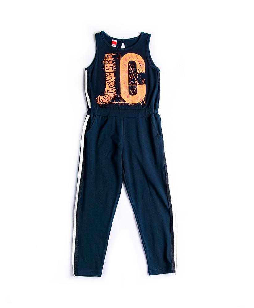 """Ολόσωμη Φόρμα Jumpsuit """"JC"""" 92901 Joyce"""