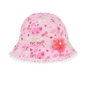 Παιδικό Καπέλο Kitti Ροζ
