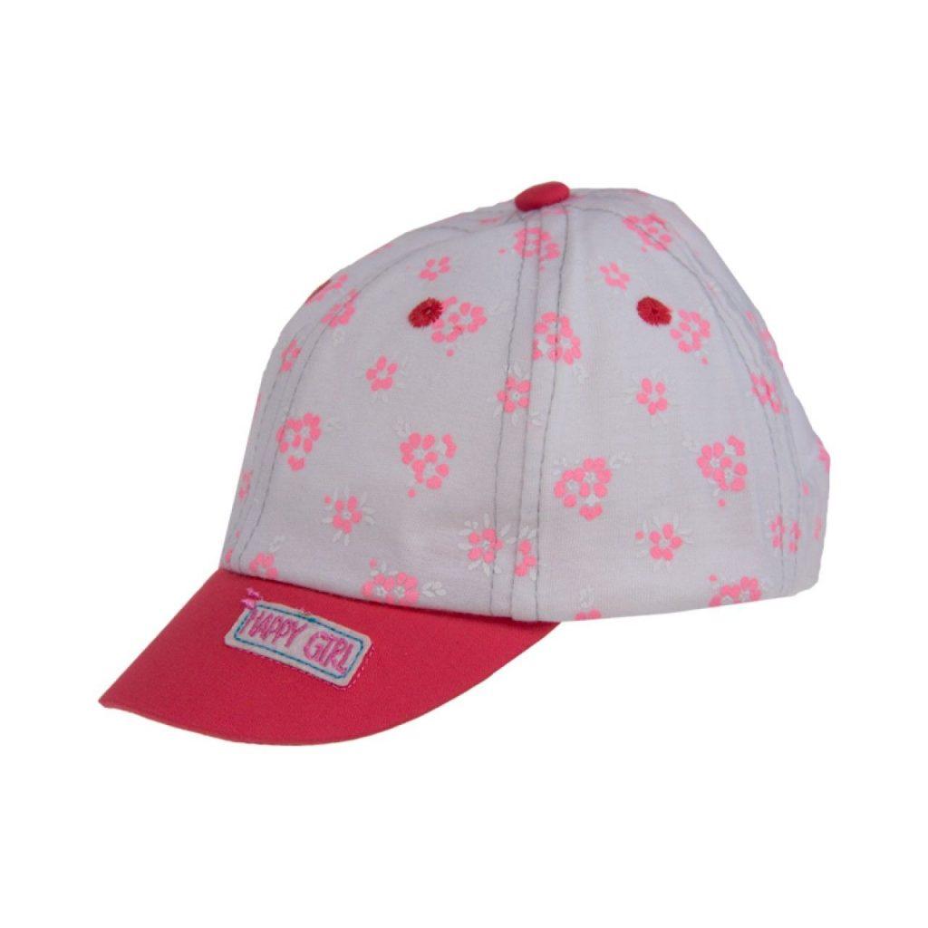 Καπέλο Λευκό Jockey Κορίτσι