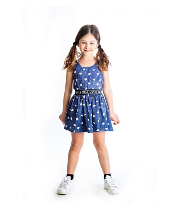 Φόρεμα Για Κορίτσι Μπλε