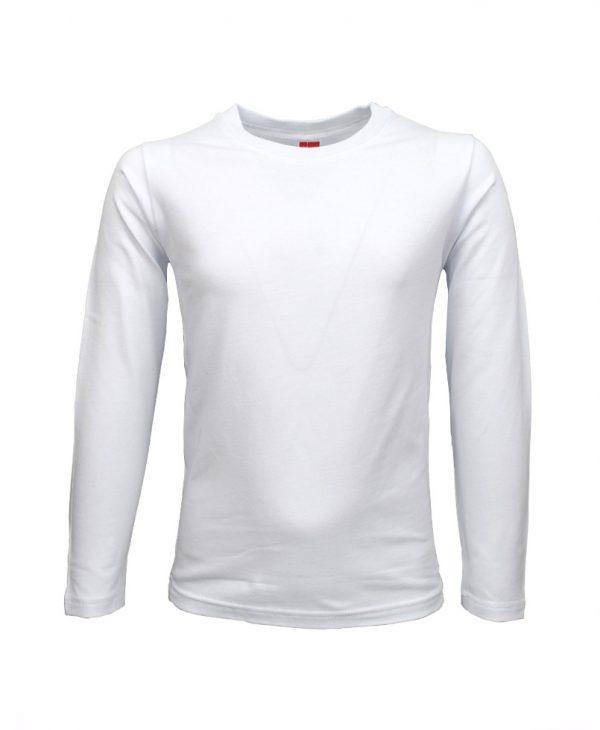Παιδική Μπλούζα Λευκή Basic