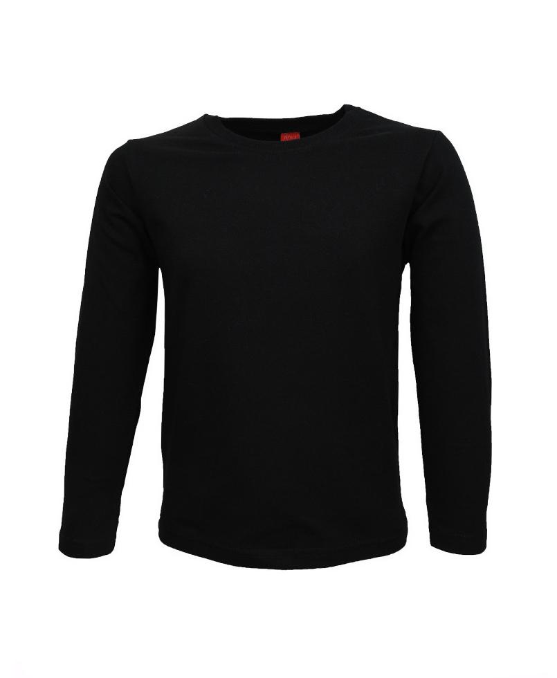 Παιδική Μπλούζα Μαύρη Basic