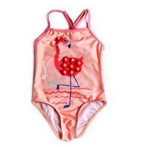 """Μαγιό Για Κορίτσι """"Flamingo"""""""