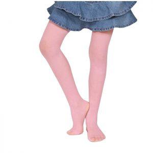 Παιδικό Καλσόν Ροζ Mousse