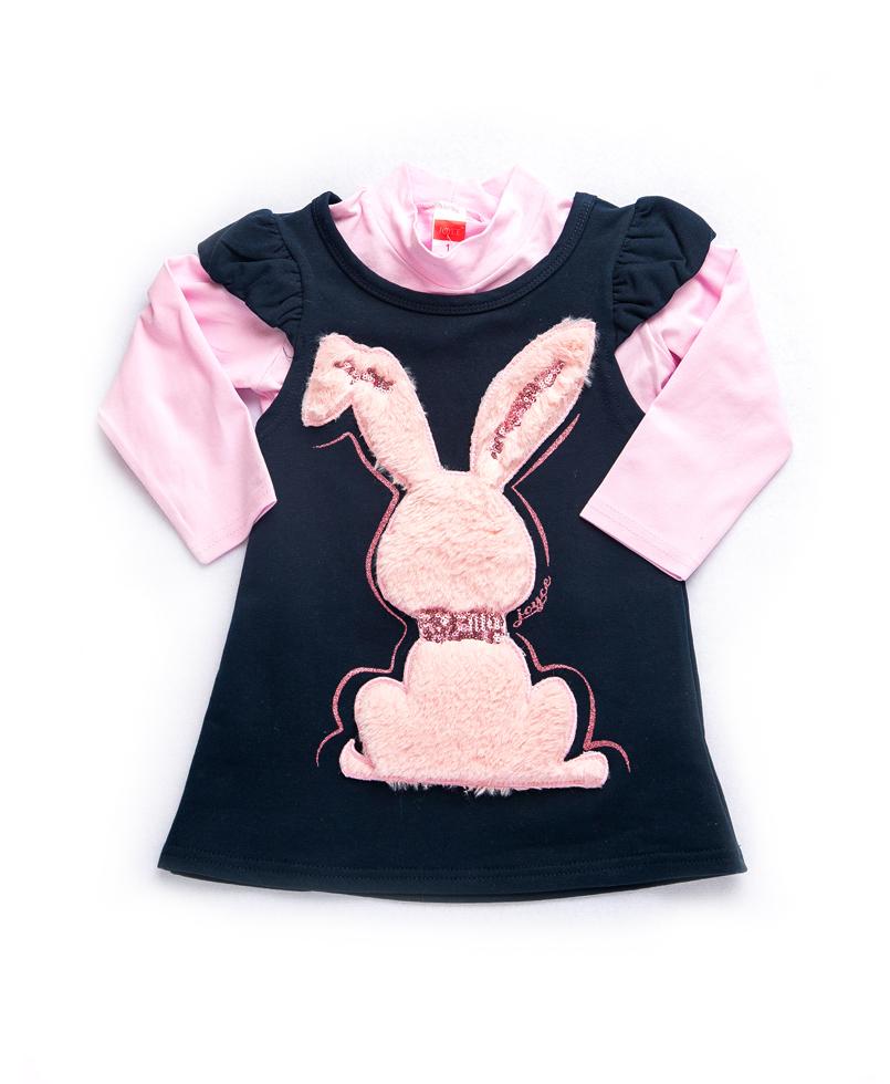 Σετ Bunny Μπλούζα & Φόρεμα 94404 Joyce