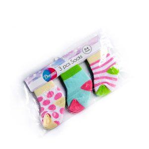 Κάλτσες (3τεμ.) Μπεμπέ