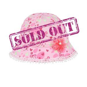 Παιδικό Καπέλο Κορίτσι Ροζ Kitti 9120 (1-4 Ετών)