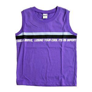 Μπλούζα Αμάνικη Cool & Brave Sprint