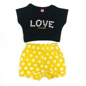 """Παιδικό Σετ """"Love"""" 201105 Joyce"""