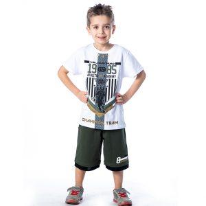 Σετ Football Μπλούζα & Βερμούδα 201429 Joyce