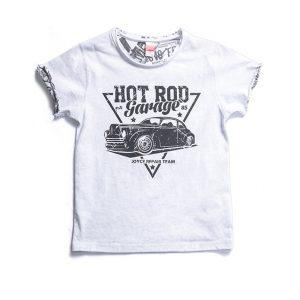 """Κοντομάνικη Μπλούζα """"Garage"""" 201480 Joyce"""