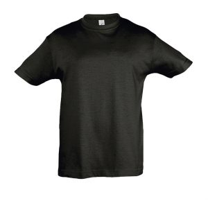 Μπλούζα Κοντομάνικη Μαύρη