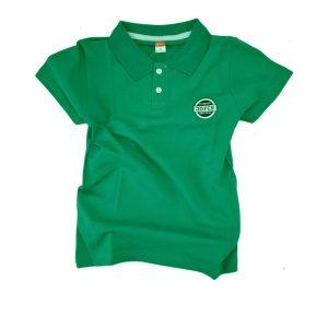 Μπλούζα Πόλο Πικέ Πράσινη