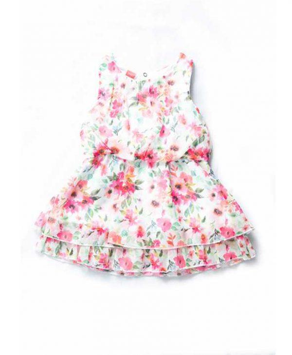 """Φόρεμα """"Flowers"""" 201180 Joyce"""