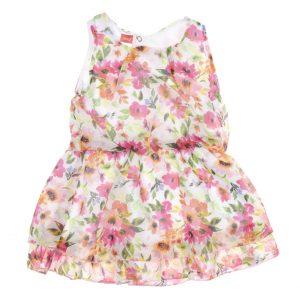 """Φόρεμα """"Flowers"""" Για Κορίτσι 1-5"""