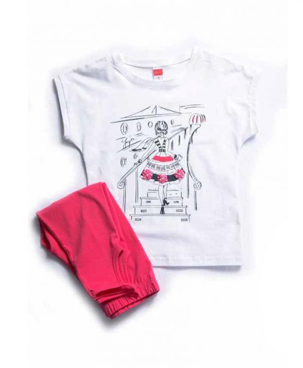 """Σετ Capri """"Girl Dress"""" 201330 Joyce"""