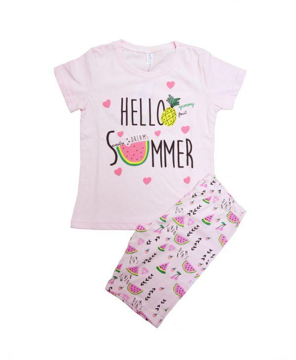 """Πυτζάμα """"Hello Summer"""" 201903 Dreams"""