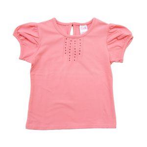 Παιδική Μπλούζα Spirnt Για Κορίτσι Ροζ