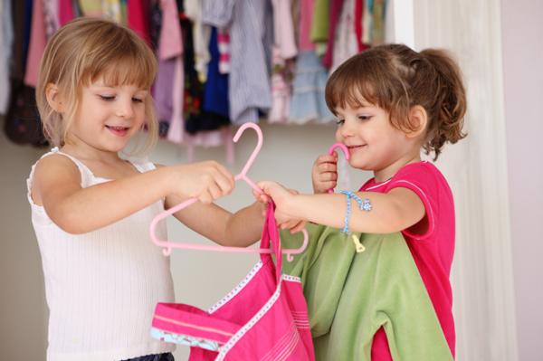 Παιδί και ντύσιμο