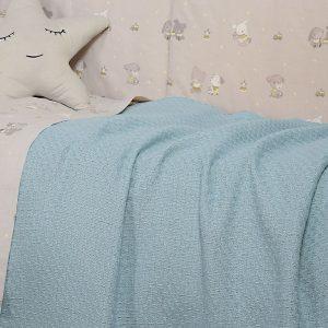 Βρεφική Κουβέρτα Κούνιας Nef-Nef