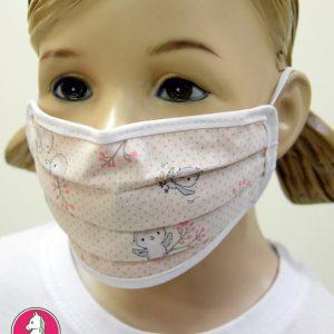 """Παιδική Υφασμάτινη Μάσκα Πολλαπλών Χρήσεων """"Sparrows"""""""
