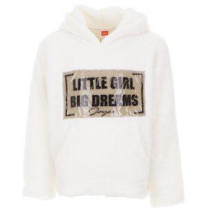 """Μπλούζα Γούνινη """"Big Dreams"""" Για Κορίτσι 6-14 202390 Joyce"""