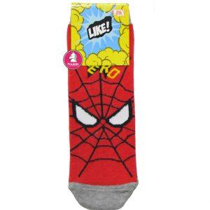 """Παιδικές Κάλτσες Για Αγόρι """"Spiderman"""""""