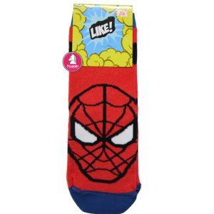 """Παιδικές Κάλτσες Για Αγόρι """"Hero Spiderman"""""""