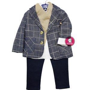 Σετ Παιδικό Κοστούμι Για Αγόρι 1-5